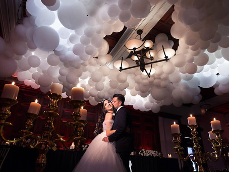 Wedding Balloon Ideas