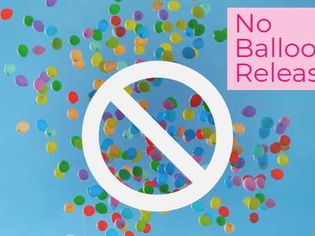 No Support for Balloon Releases
