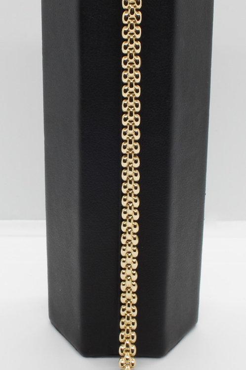 * 9ct gold Bracelet.