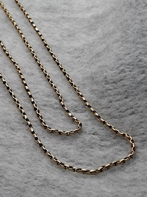 Long guarde chain