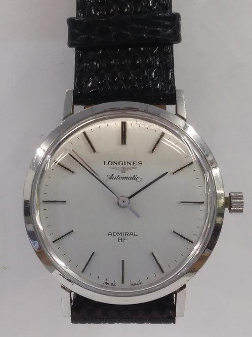 Vintage Longines Admiral HF Classic Wristwatch