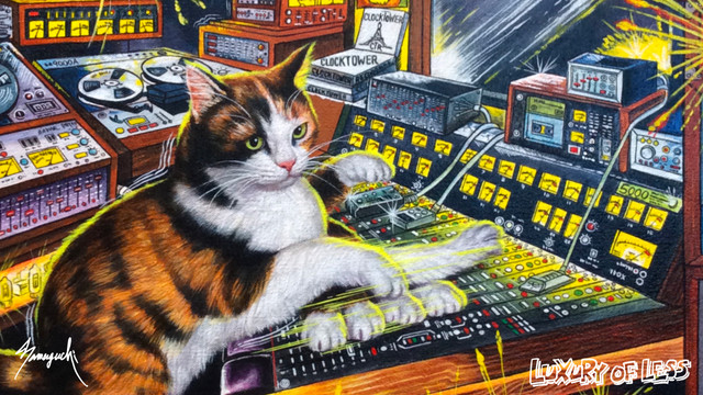 Ultimate Mixer/Ken Hamaguchi