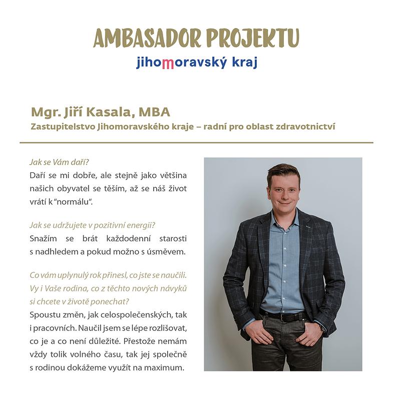 Ambasador projektu Život a zdravá rodina