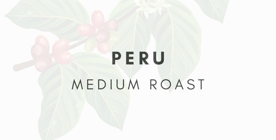 Organic Peru Cenfrocafe San Ignacio -12oz bag