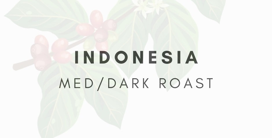Organic Indonesia Sumatra - 12oz bag