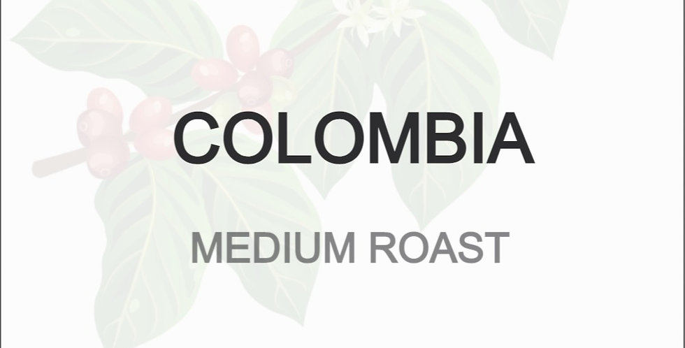 Organic Colombia Tolima - 12oz bag