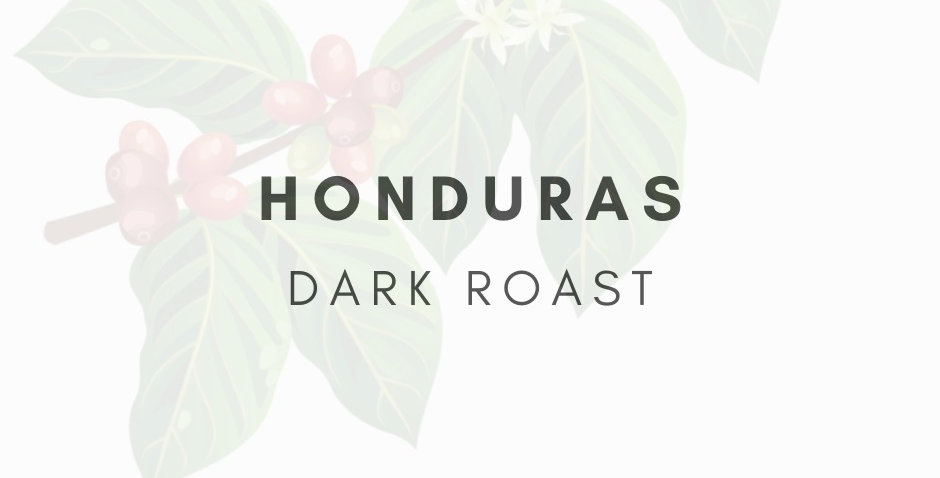 Organic Honduras Comsa -12oz bag