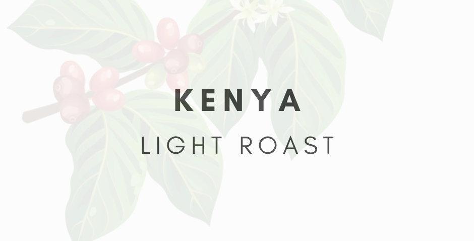 Kenya AA Mwithu- 12oz bag