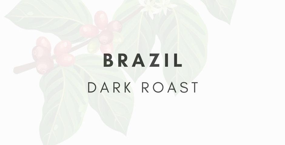 Brazil Cerrado -12oz bag