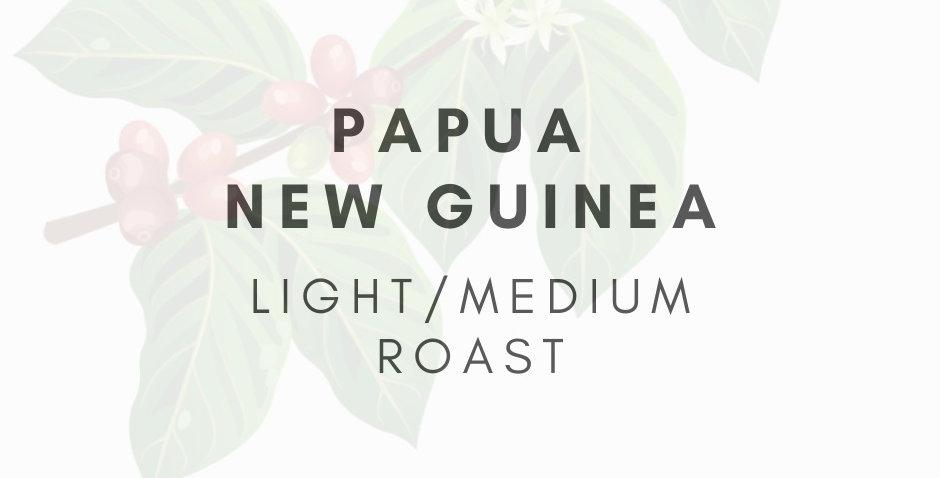 Papua New Guinea  Boana - 12oz bag