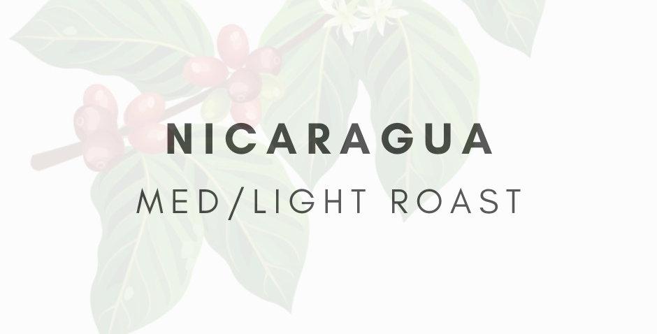 Organic Nicaragua San Juan Del Rico Light - 12oz Bag