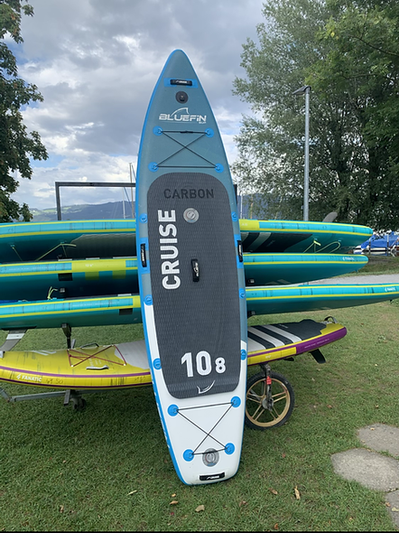 """Bluefin Cruise Carbon 10'8""""(Gebraucht)"""