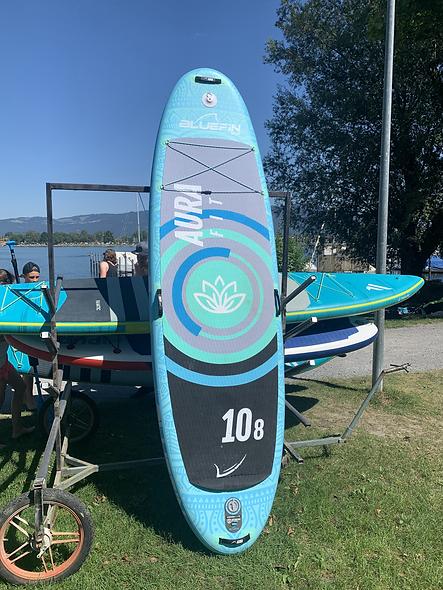 Bluefin SUP Set   Aura FIT 10'8 (Gebraucht)