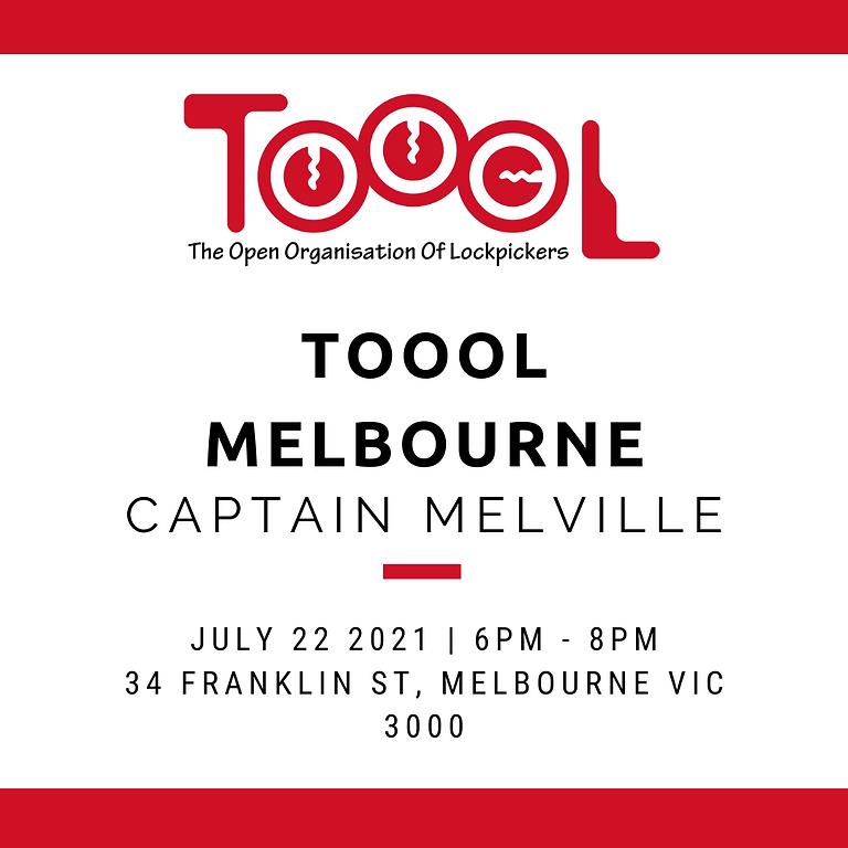 TOOOL Melbourne Meetup August