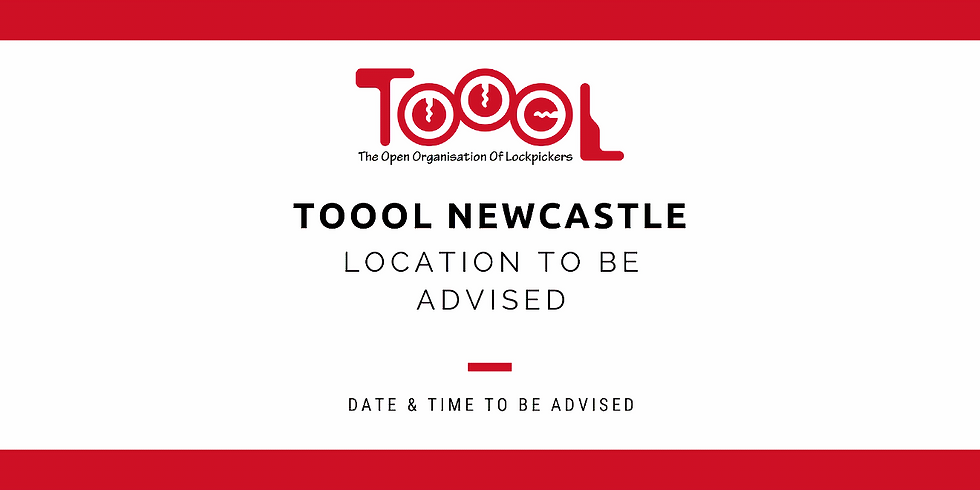 TOOOL Newcastle Meetup