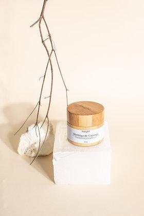Manteiga de Cupuaçu   Embalagem Bambu