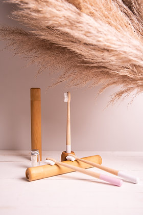 Escova de Dente de Bambu Beach