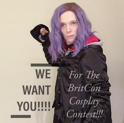 CosPlay Contest Photo