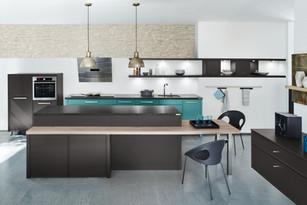 Silestone Arden Blue Quartz worktop
