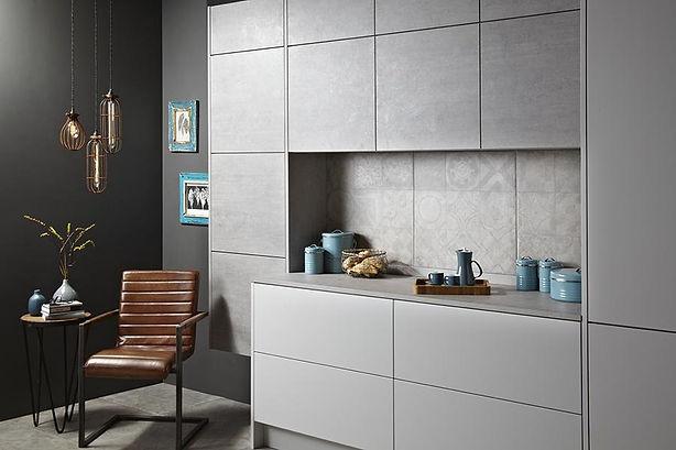 Contemporary Woodgrains & Laminates kitchen