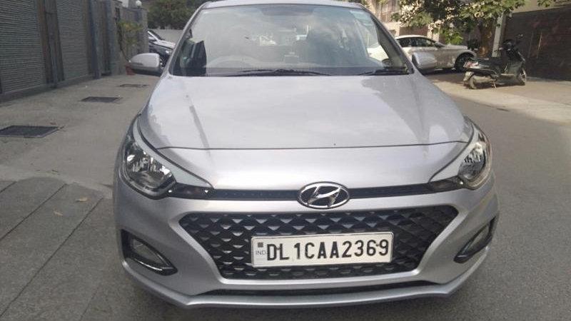 Hyundai i20 Asta AT 2018