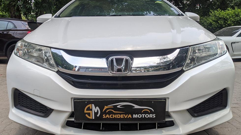 Honda City SV MT 2015
