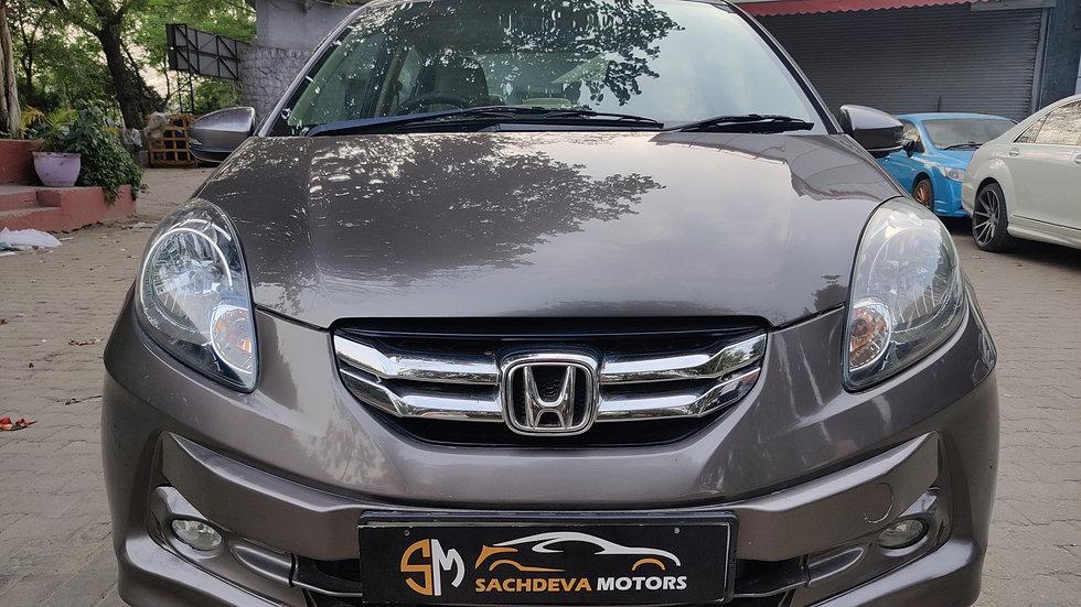 Honda Amaze VX MT 2015