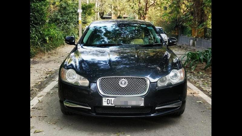 Jaguar XF S 2011