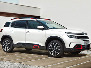Citroen C5 Aircross: New SUV segment in itself!