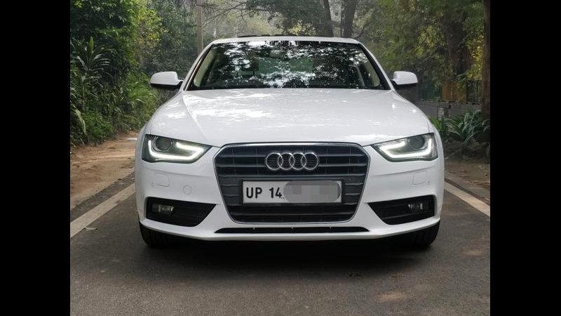 Audi A4 2.0 TDi Premium Plus 2014