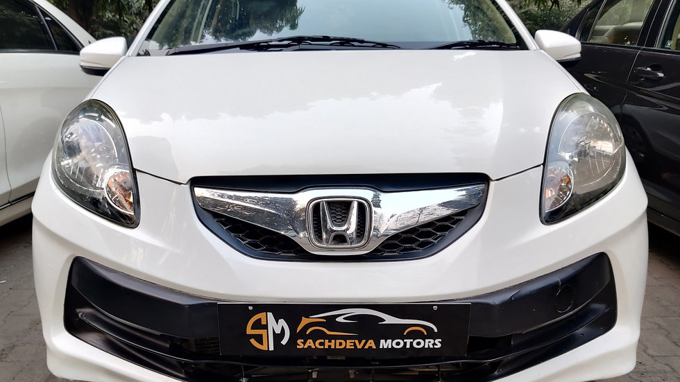 Honda Brio S MT 2016
