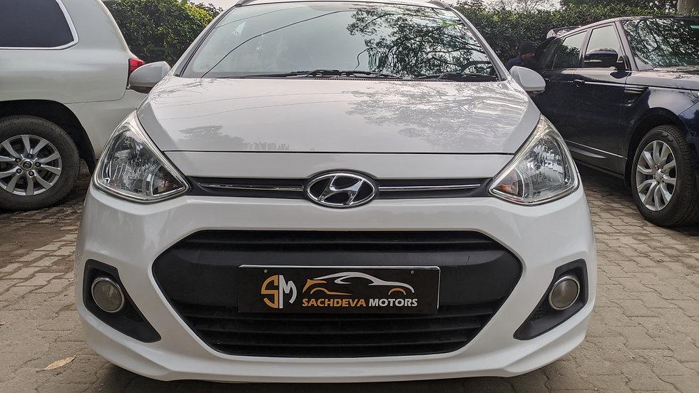 Hyundai Grand i10 Sportz 2014
