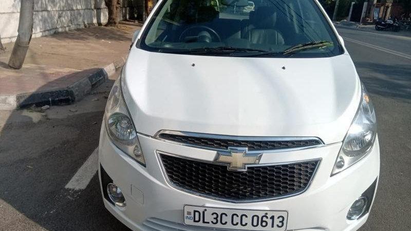 Chevrolet Beat LS 2013