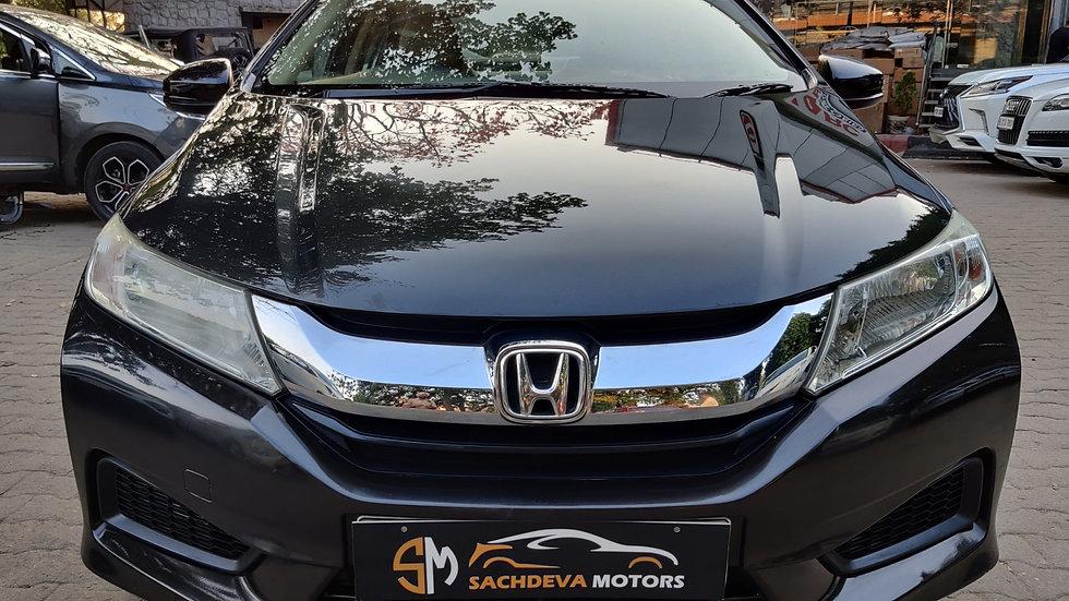 Honda City SV CVT 2015