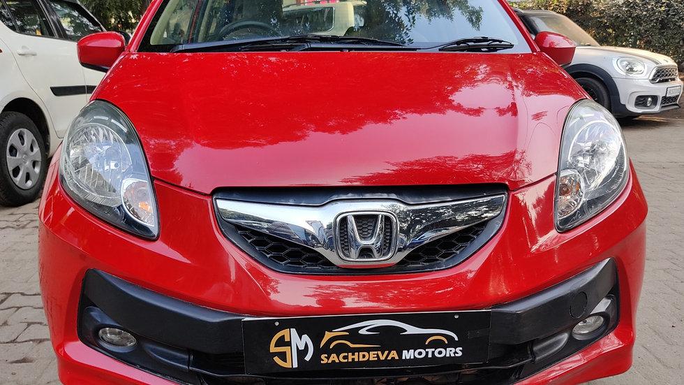 Honda Brio VX AT 2014