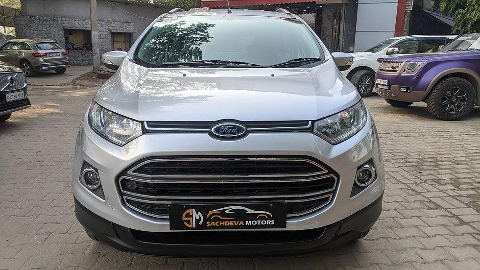 Ford EcoSport Titanium AT 2014