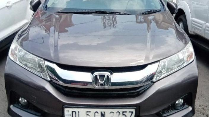 Honda City VX(O) AT 2016