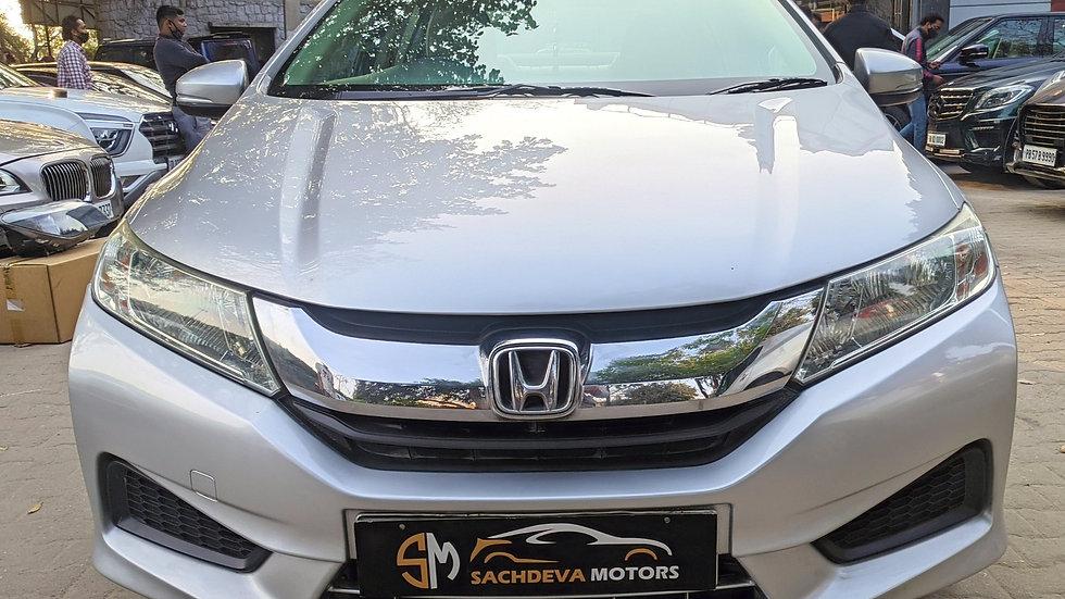 Honda City SV MT 2014