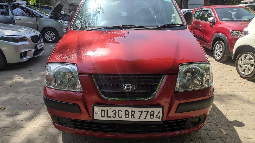 Hyundai Santro Xing GL 2011
