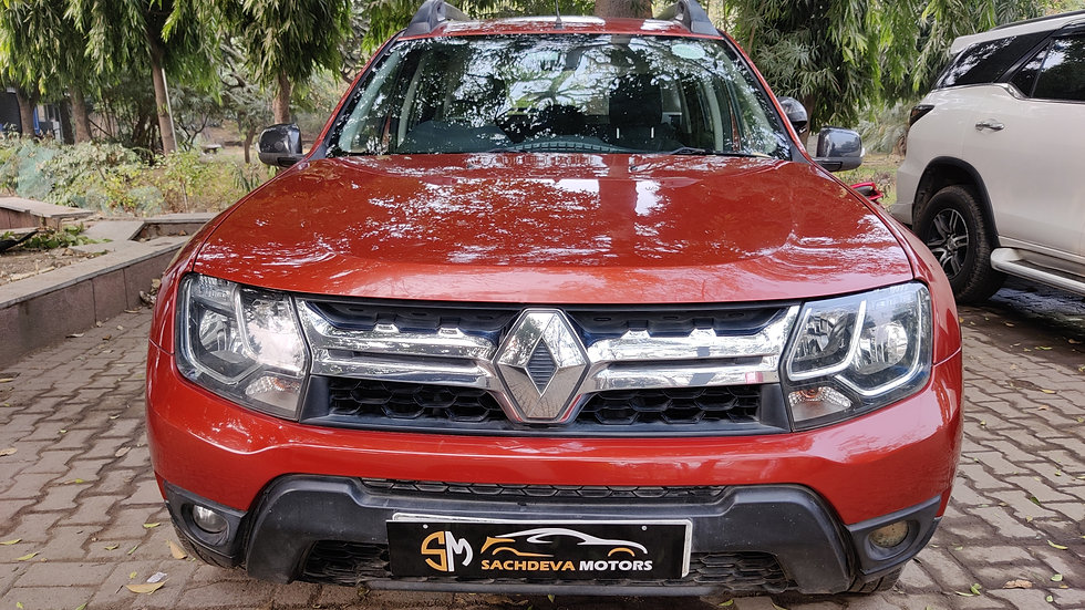 Renault Duster RxS 85Bhp 2016