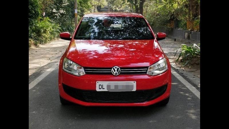 Volkswagen Polo Trend 2012