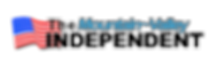 Mountain Valley Independent Logo with Fl