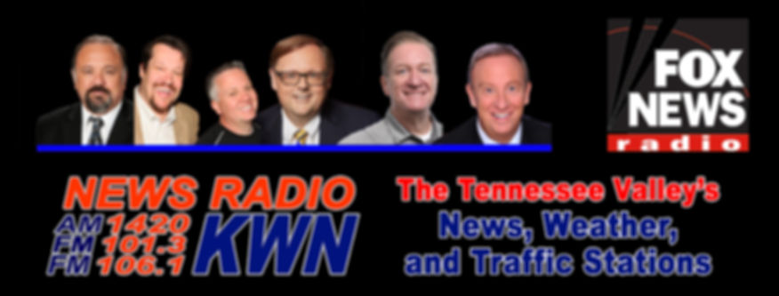 KWN News Website Banner Three Frequencie