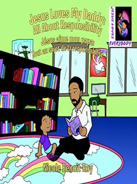Jesus Loves My Daddy - Englisg/French eBook