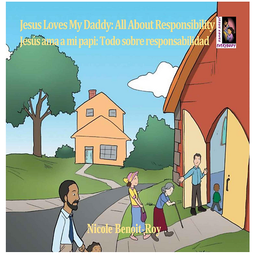 Jesus Loves My Daddy - English/Spanish eBook