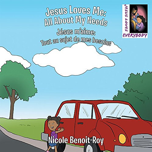 Jesus Loves Me - Englisg/French eBook