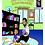 Thumbnail: Jesus Loves My Daddy - English/French eBook