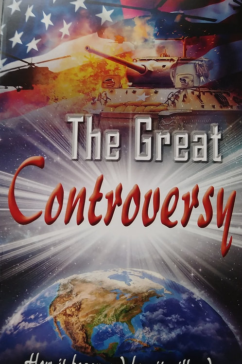 The Great Controversy + Free gift