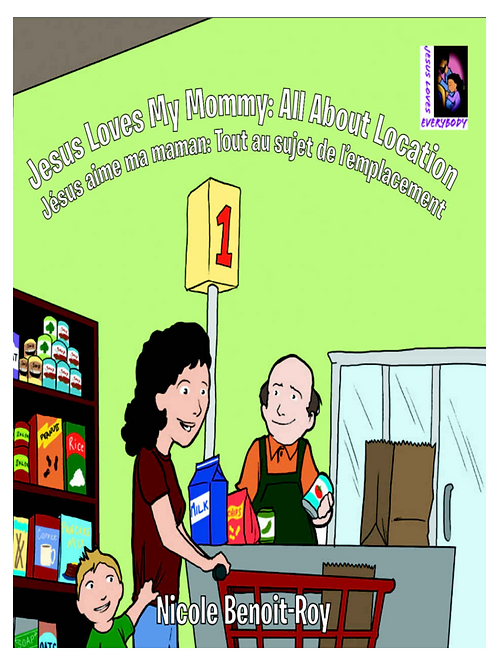 Jesus Loves My Mommy - English/French eBook