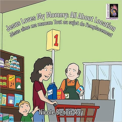 Jesus Loves My Mommy - Englisg/French eBook